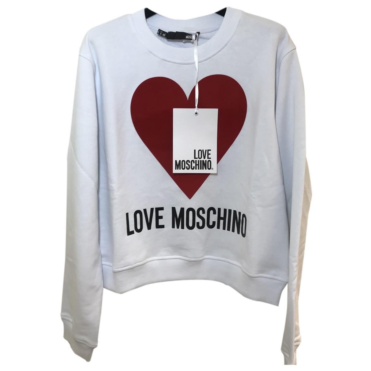 Sudadera Moschino Love