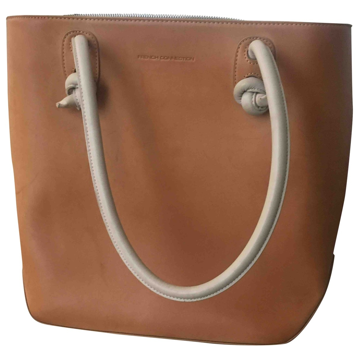 French Connection - Sac a main   pour femme - beige