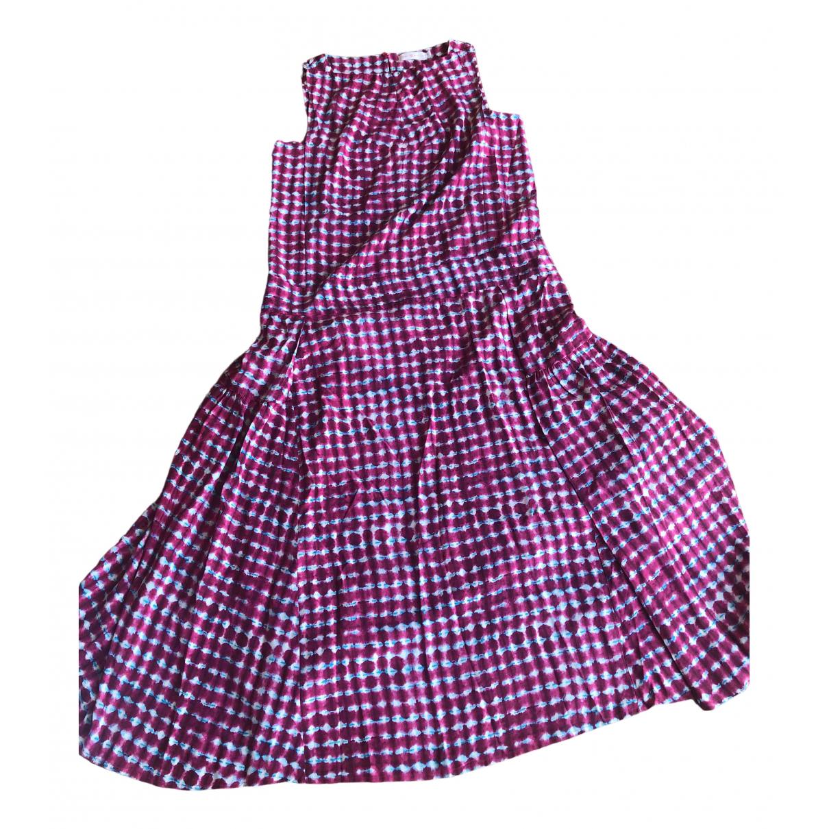 Maxi vestido de Seda Tory Burch