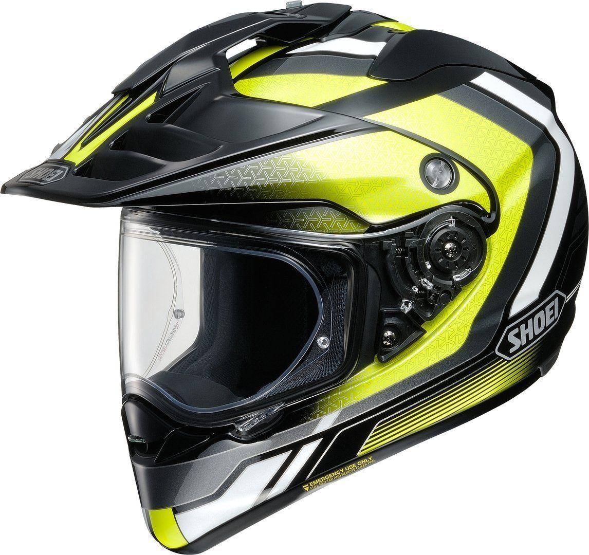 SHOEI Hornet ADV Sovereign TC-3 Adventure Helmet L