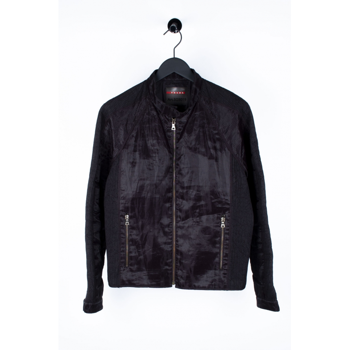 Prada \N Black jacket  for Men 50 IT
