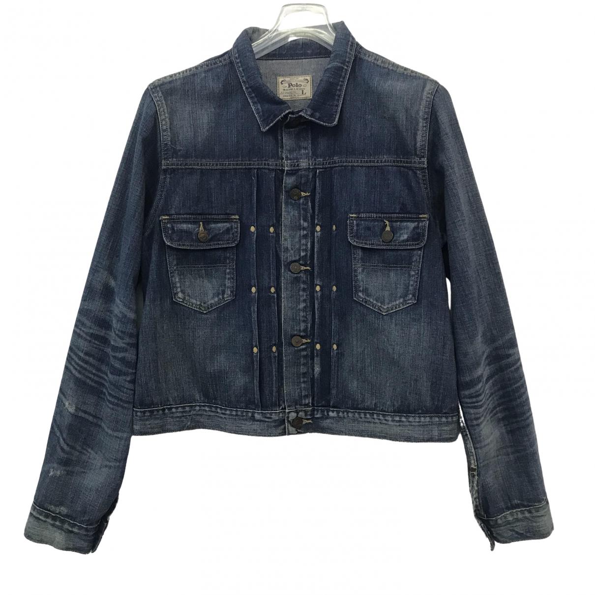 Polo Ralph Lauren \N Jacke in Denim - Jeans