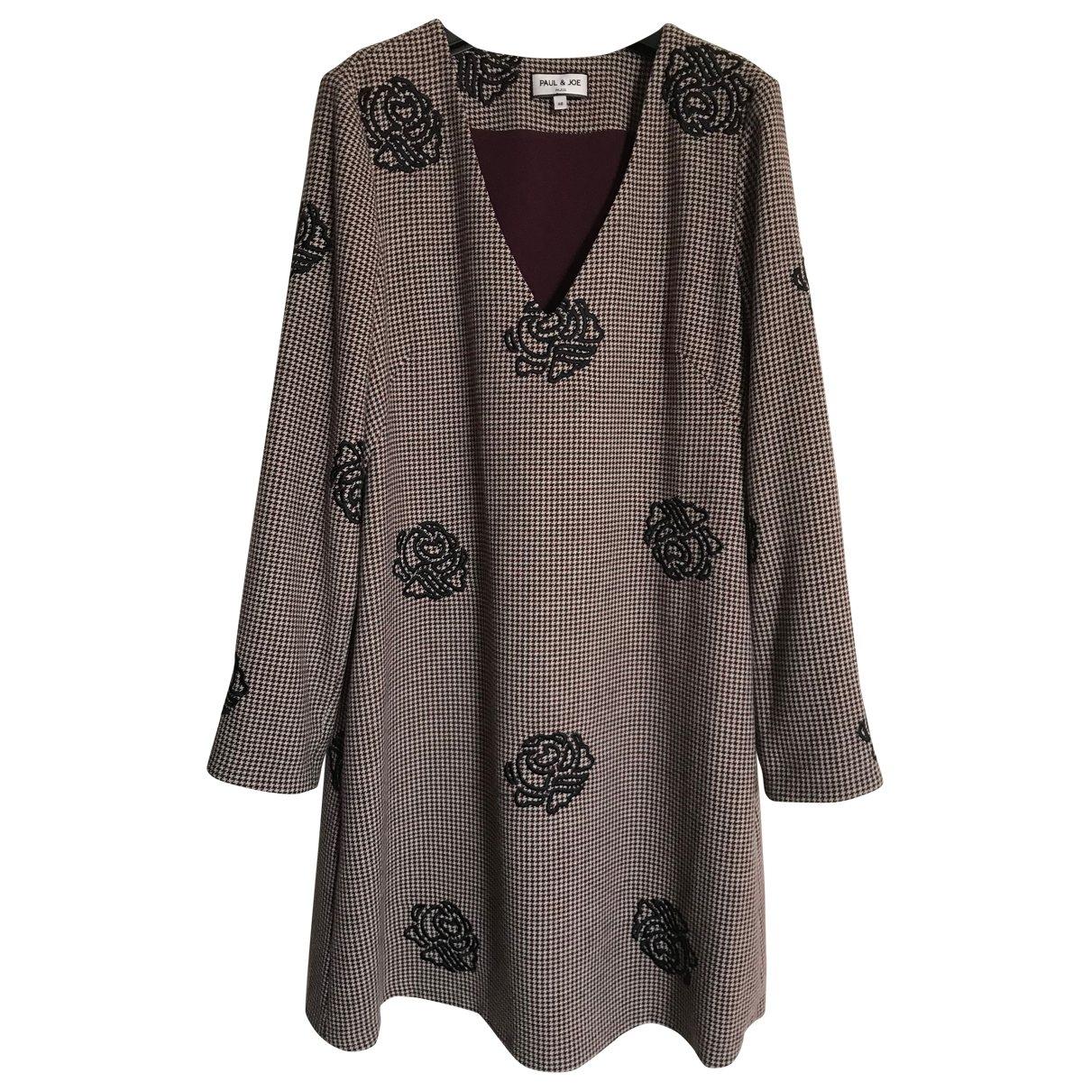 Paul & Joe \N Burgundy dress for Women 40 FR