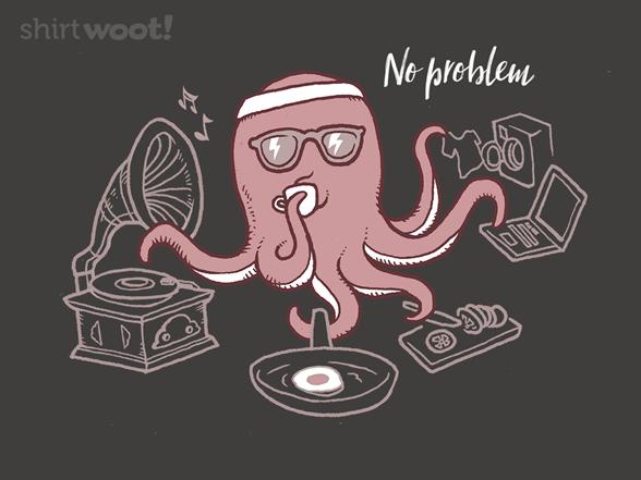 No Problem T Shirt