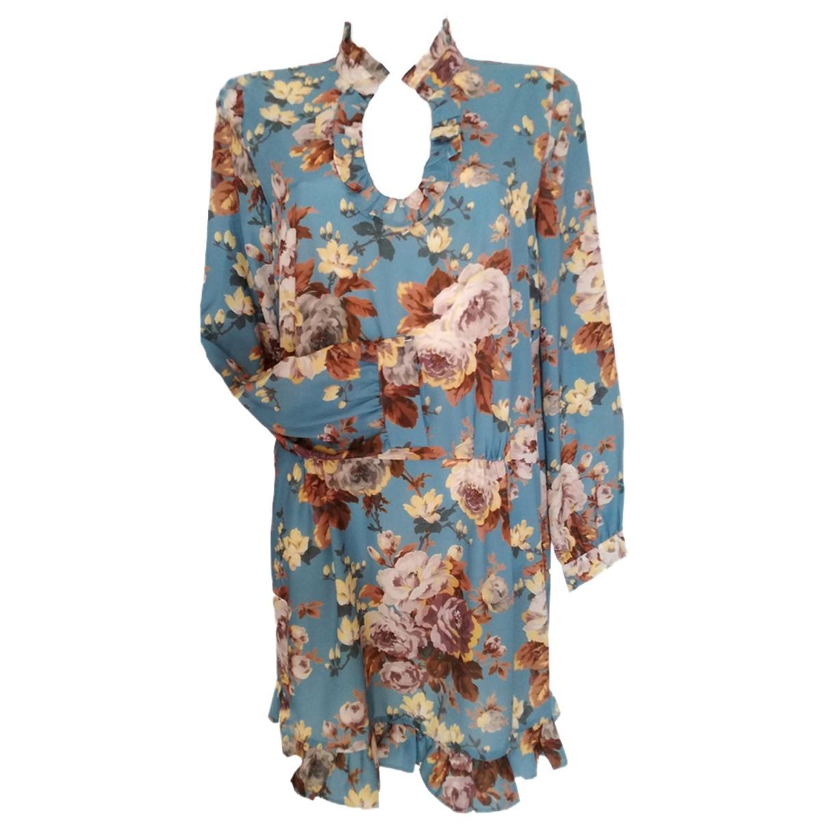 Semicouture - Robe   pour femme - multicolore