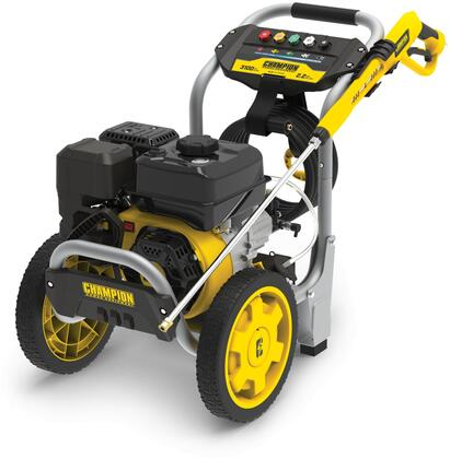 100780 3100-PSI Gas Pressure Washer with 5 Nozzles  2.2 GPM  Steel Frame  224cc Engine and 12