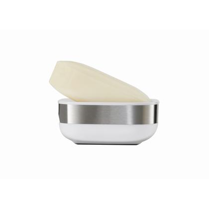 Joseph Joseph Slim™ Steel Compact Soap Dish