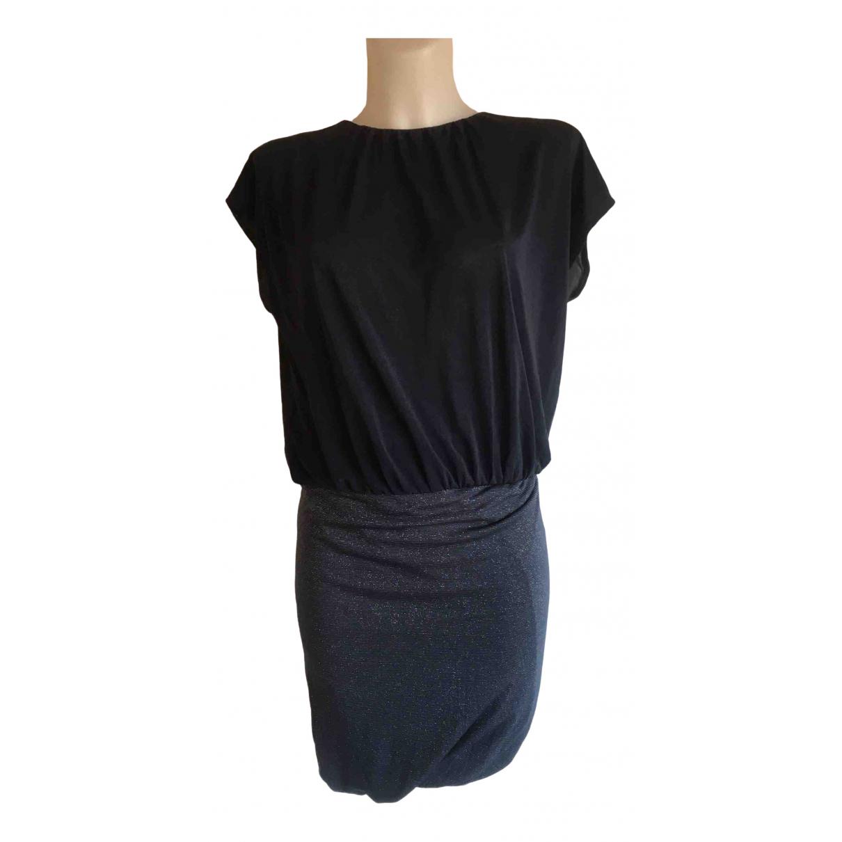 Day Birger & Mikkelsen \N Kleid in  Marine Polyester