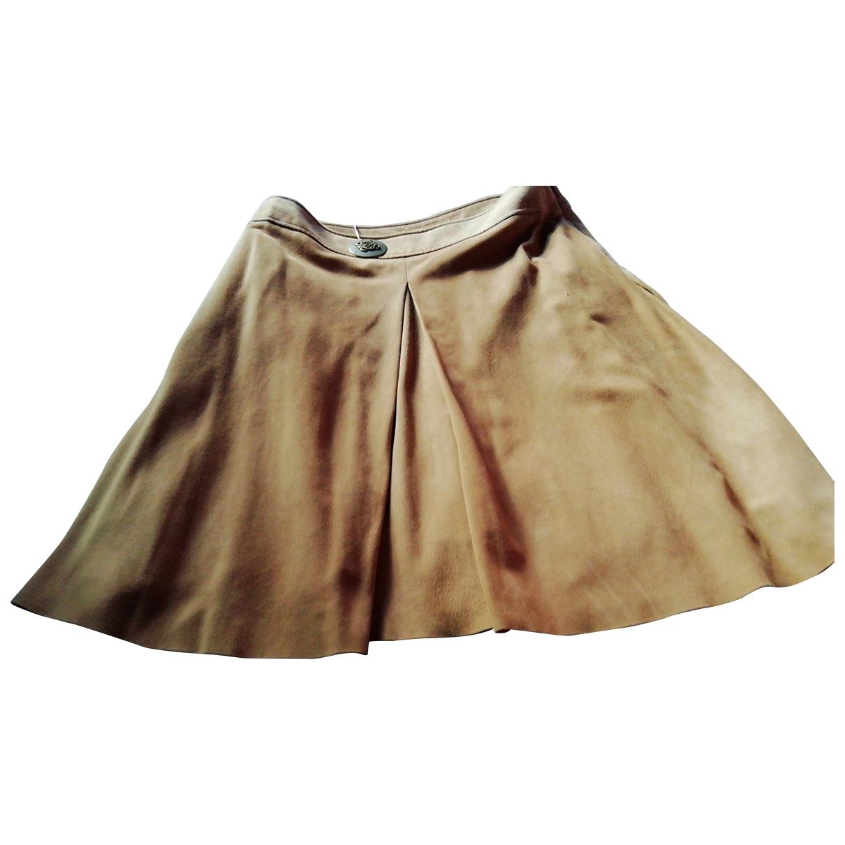 Falda midi Loewe