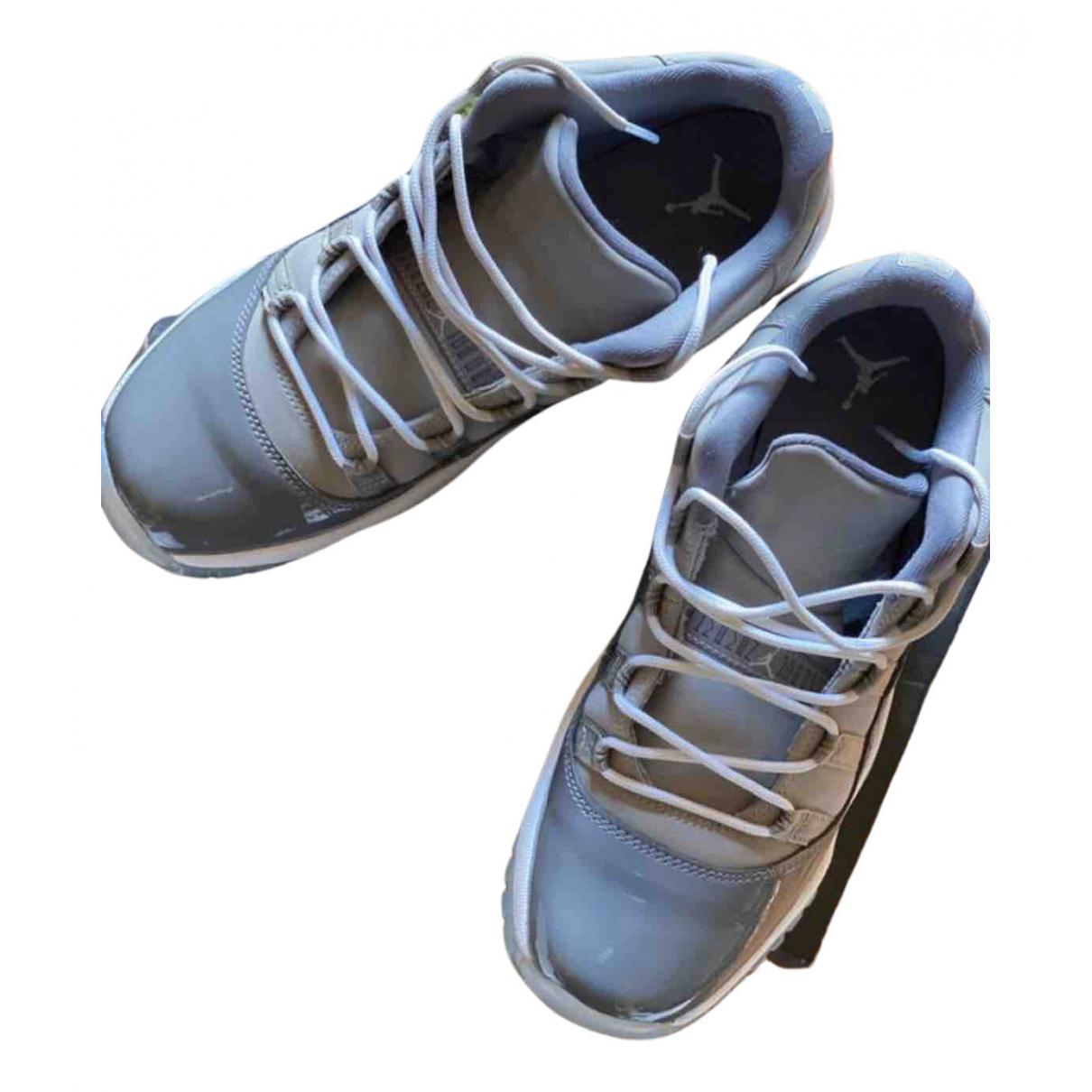 Deportivas Air Jordan 11 de Charol Jordan