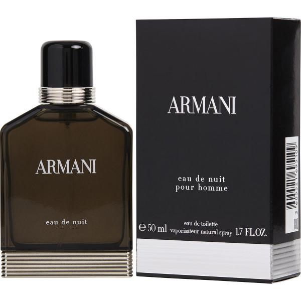 Eau De Nuit - Giorgio Armani Eau de toilette en espray 50 ML