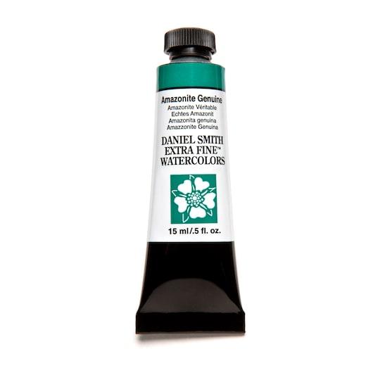 Daniel Smith Extra Fine™ Watercolor, 15 ml Paint in Amazonite Genuine | Michaels®
