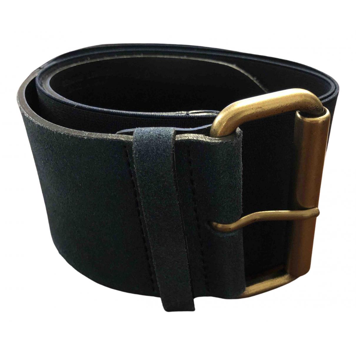 Orciani N Blue belt for Women 80 cm