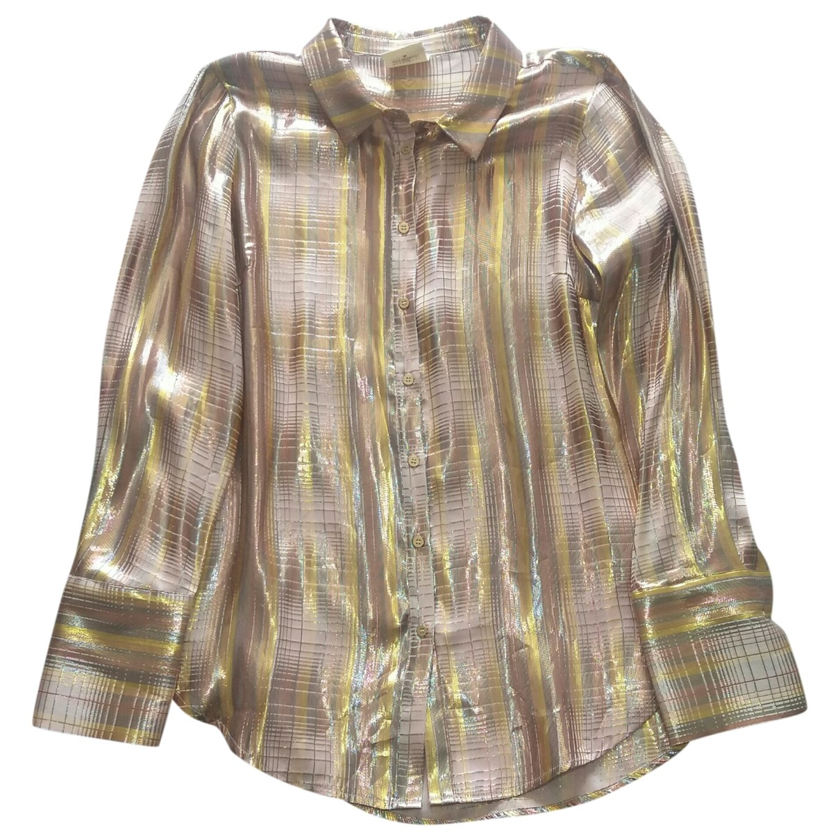 Julie Fagerholt Heartmade \N Multicolour Silk  top for Women 38 FR