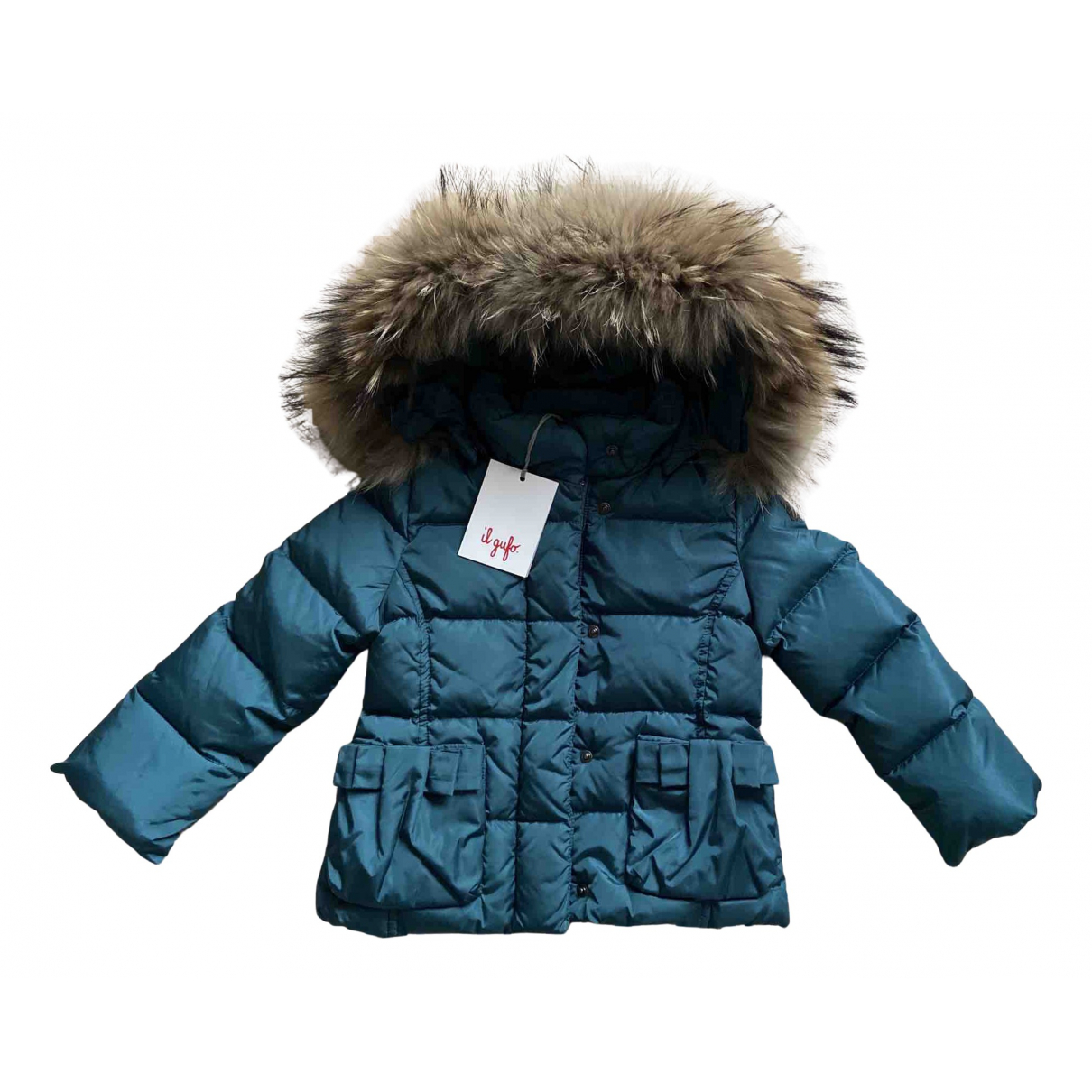 Il Gufo N Green jacket & coat for Kids 2 years - up to 86cm FR