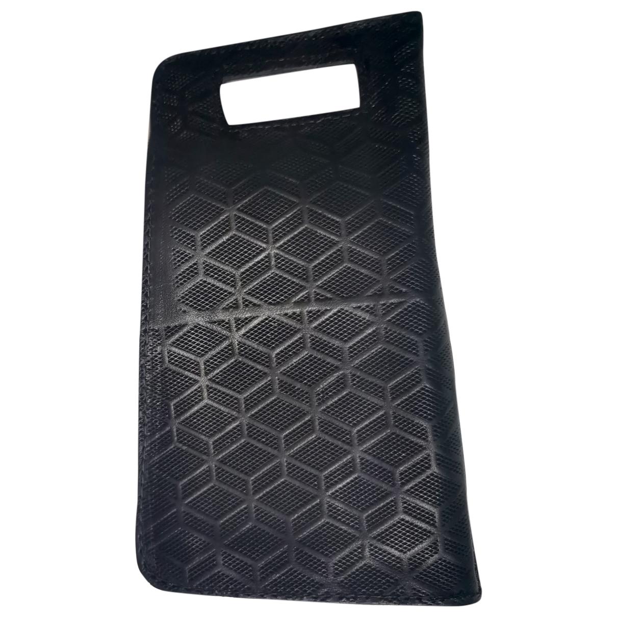 Marsell \N Handtasche in  Schwarz Leder