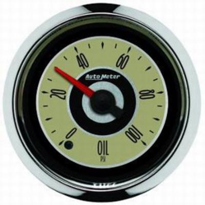 Auto Meter Cruiser Oil Pressure Gauge - 1153