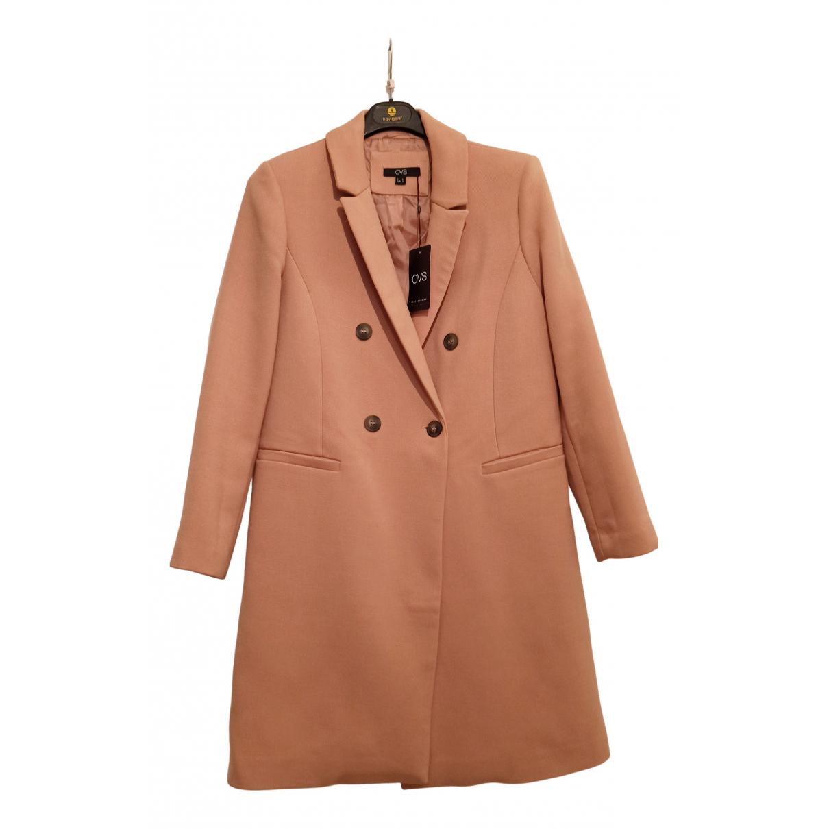 - Manteau Oversize pour femme - rose