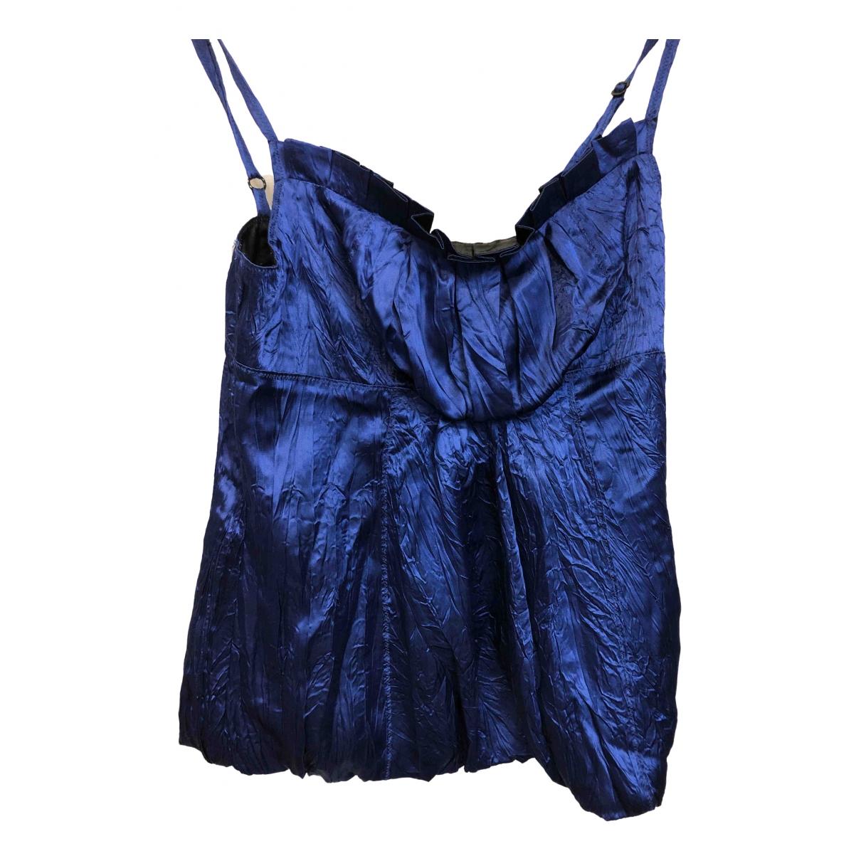 Marc Jacobs - Top   pour femme - bleu