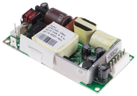 EOS , 40W Embedded Switch Mode Power Supply SMPS, 12V dc, Open Frame