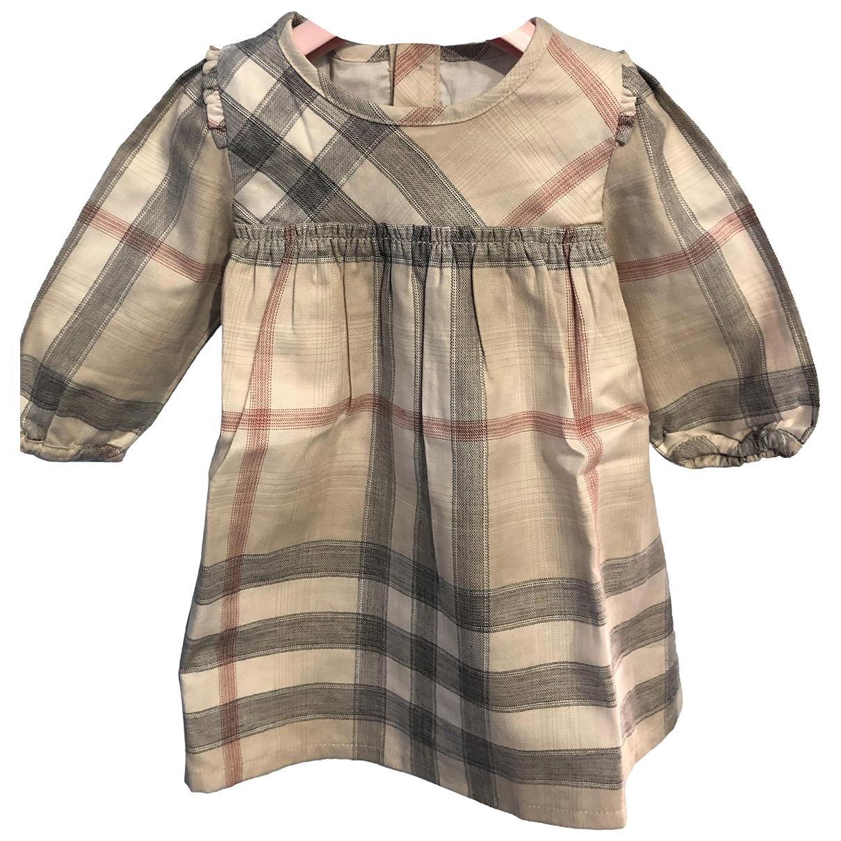 Burberry N Cotton dress for Kids 3 months - up to 60cm FR