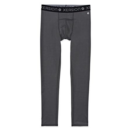 Xersion Little & Big Boys Pull-On Pants, Xx-small (4-5) , Gray