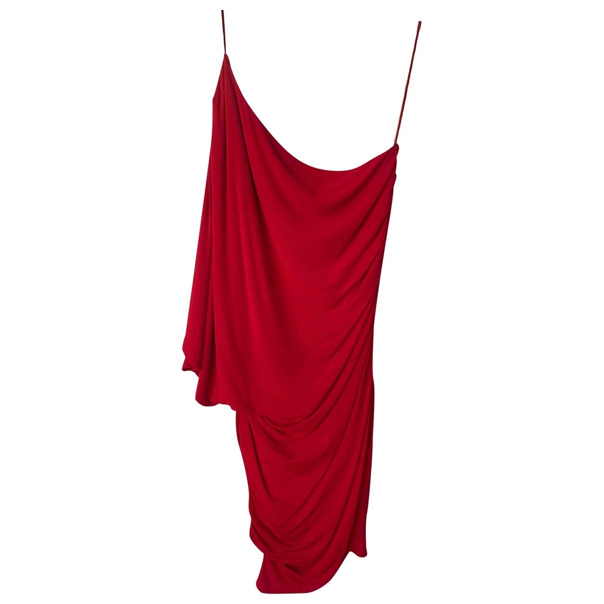 Haute Hippie - Robe   pour femme - rouge