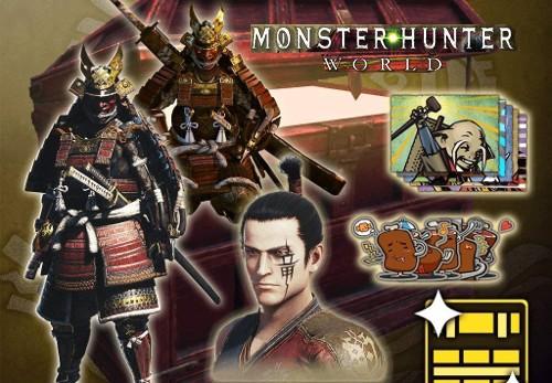 Monster Hunter: World - Deluxe Kit DLC Steam Altergift