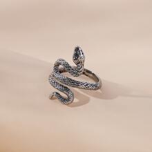 Serpentine Cuff Ring