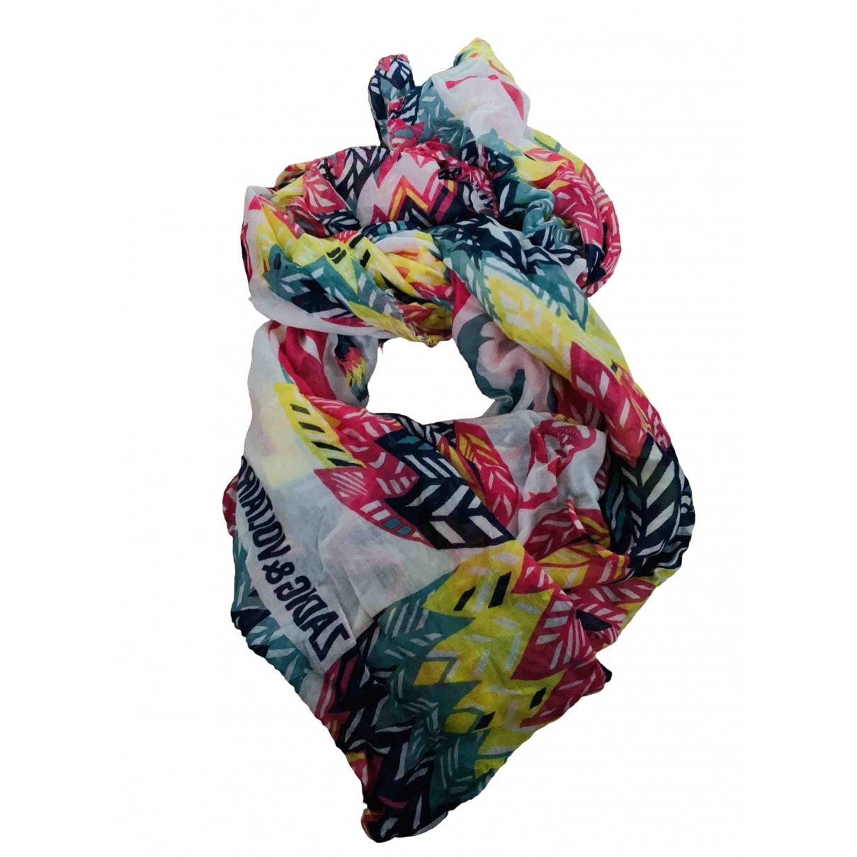 Zadig & Voltaire \N Multicolour scarf for Women \N