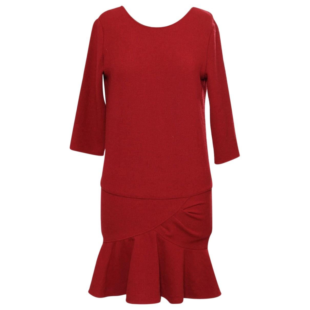 Ba&sh \N Kleid in  Rot Polyester