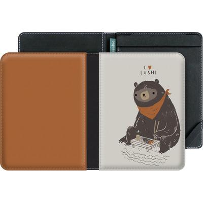 tolino vision eBook Reader Huelle - Sushi Bear von Louis Ros