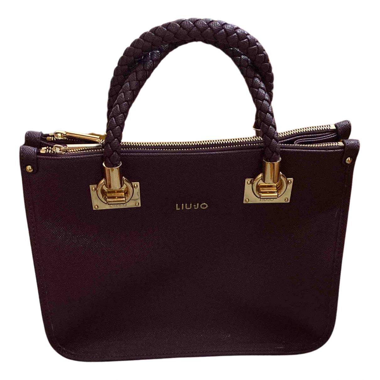 Liu.jo \N Burgundy handbag for Women \N