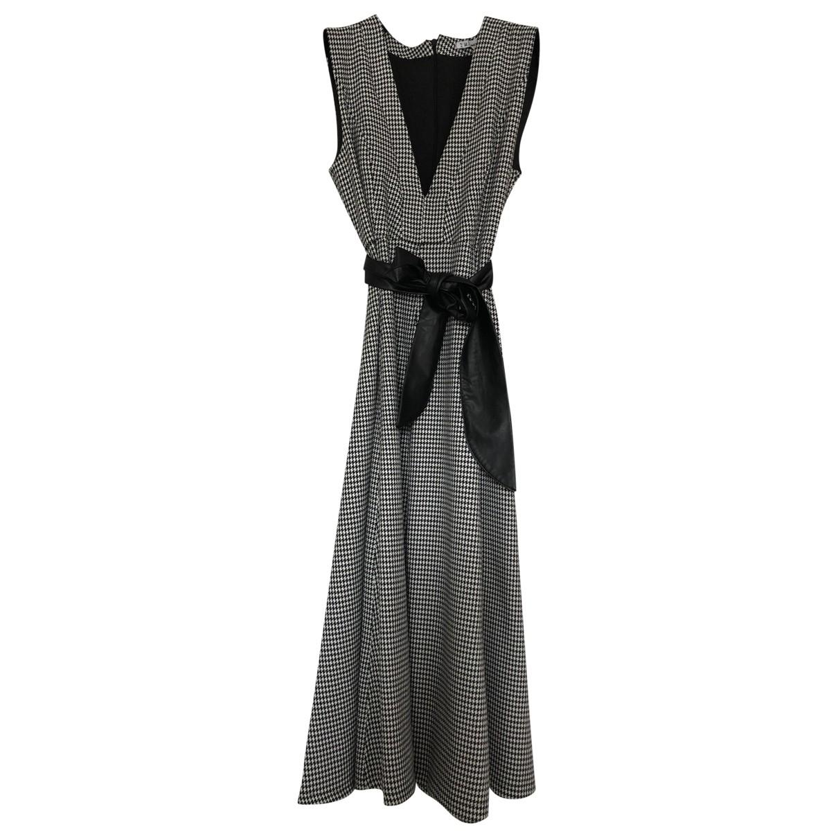 Imperial \N Kleid in  Weiss Polyester