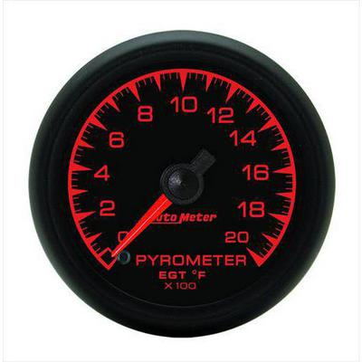 Auto Meter ES Electric Pyrometer Gauge Kit - 5945