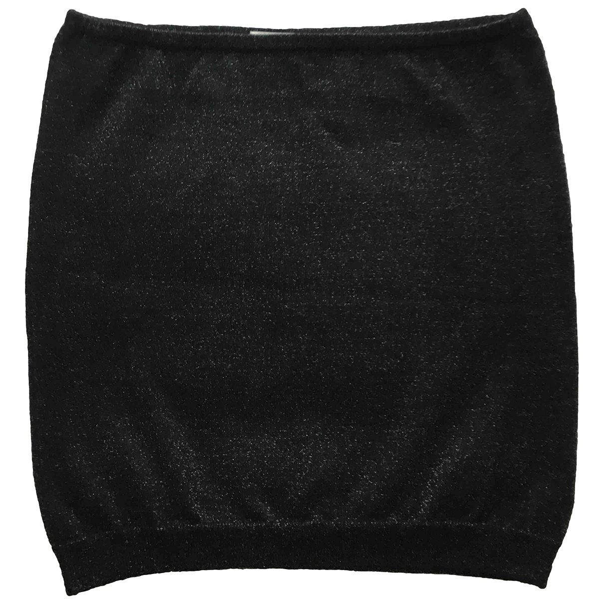 Eric Bompard \N Black Cashmere skirt for Women S International