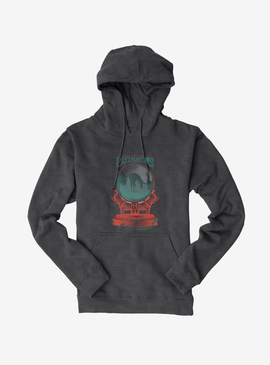 Harry Potter Divination Crystal Ball Hoodie