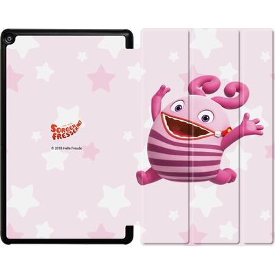 Amazon Fire HD 10 (2018) Tablet Smart Case - Sorgenfresser Frula von Sorgenfresser