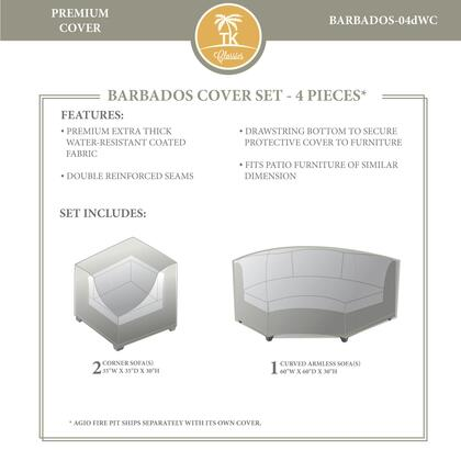 BARBADOS-04dWC Protective Cover
