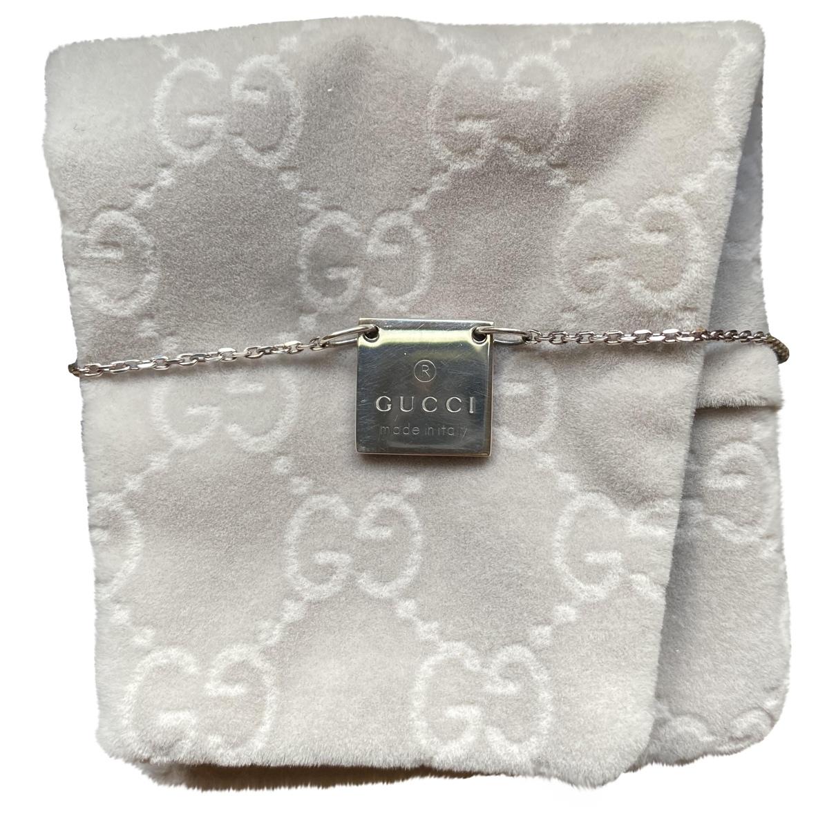 Gucci \N Silver Silver bracelet for Women \N