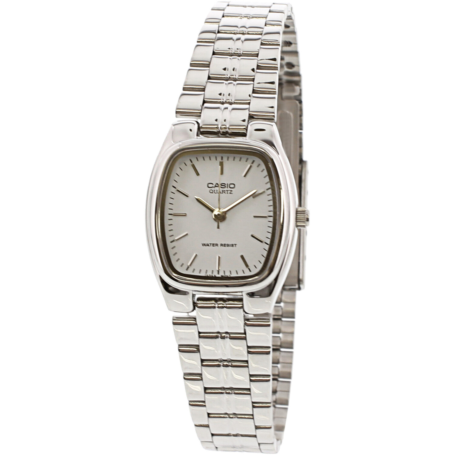 Casio Women's LTP1169D-7A Silver Stainless-Steel Plated Japanese Quartz Fashion Watch