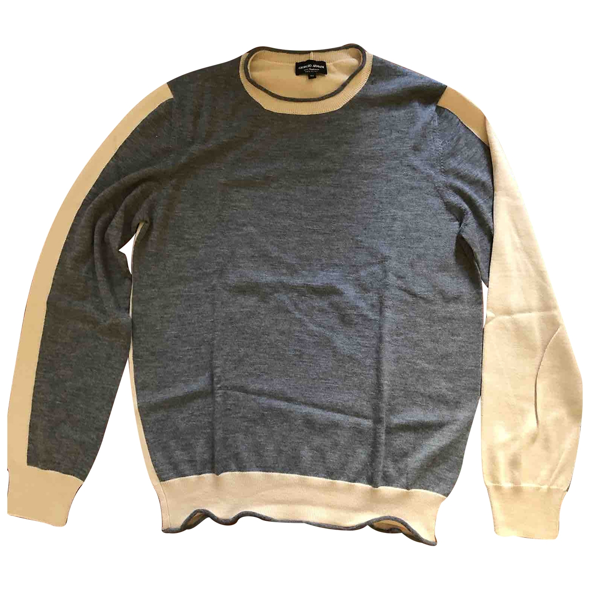 Giorgio Armani \N Pullover.Westen.Sweatshirts  in  Bunt Kaschmir