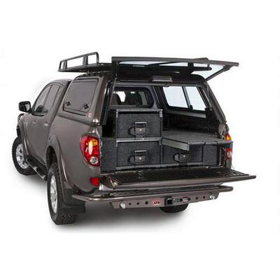 ARB Outback Solutions Roller Drawer with Roller Floor - RDRF1355