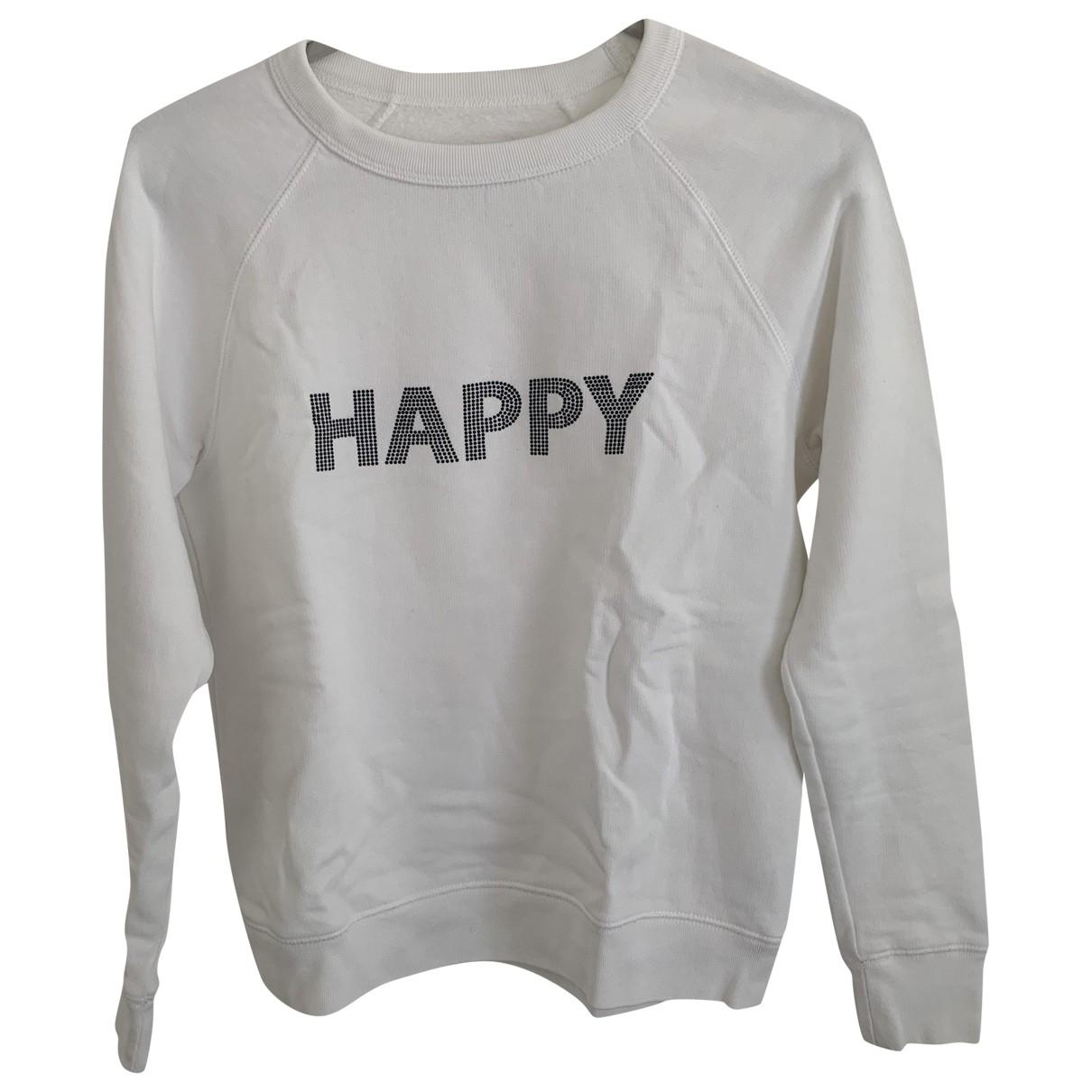 Zadig & Voltaire \N White Cotton Knitwear for Women XS International