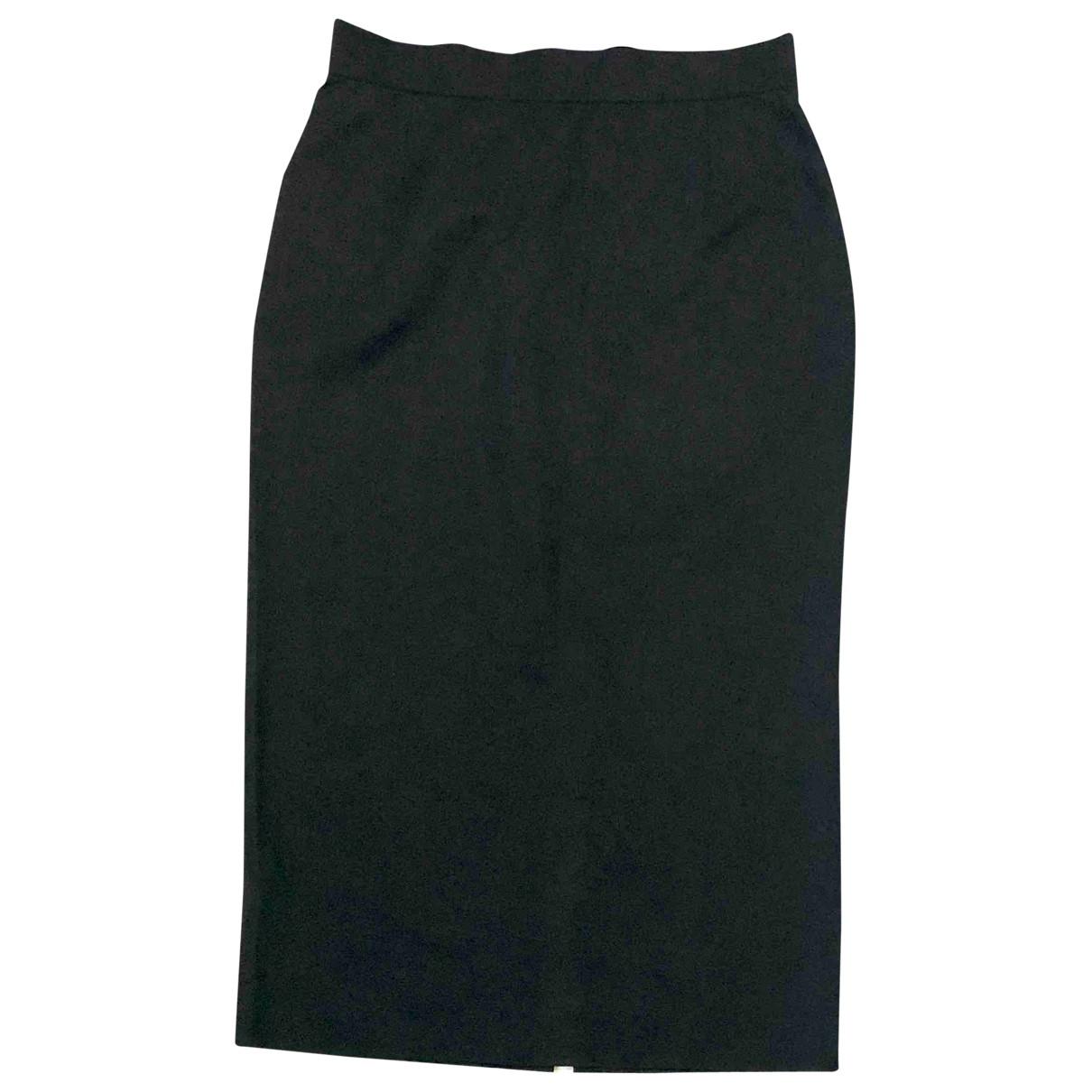 Miu Miu \N Black skirt for Women 38 IT