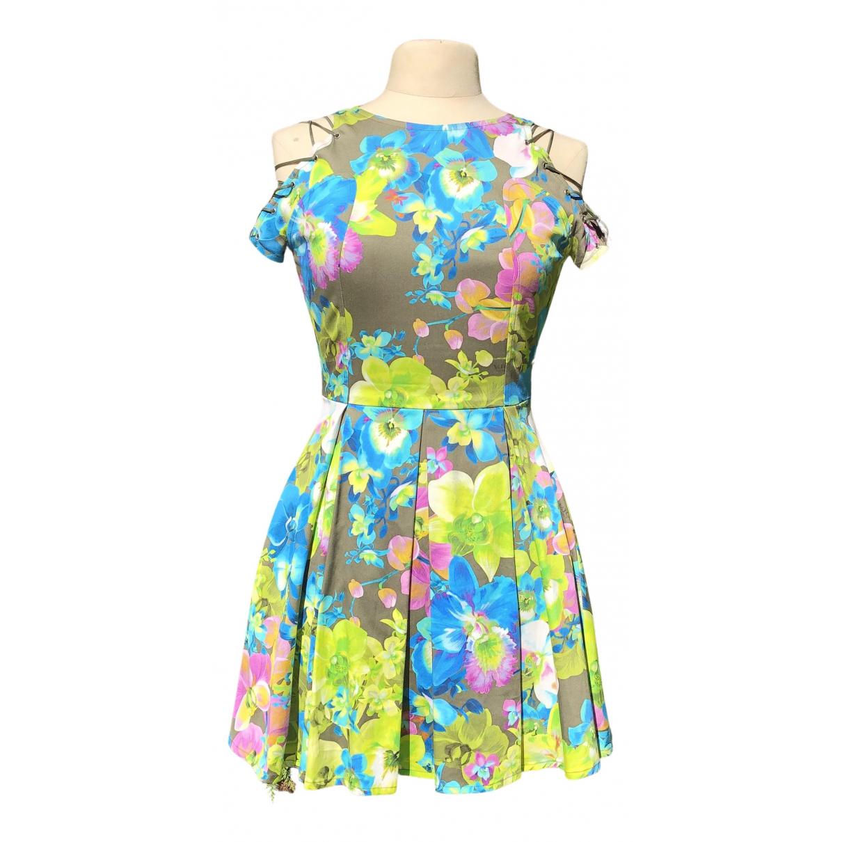 Mini vestido Versus