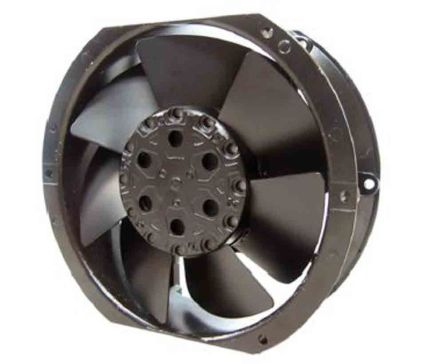 RS PRO , 230 V ac, AC Axial Fan, 150 x 172 x 51mm, 356.8m³/h, 42W, IP55