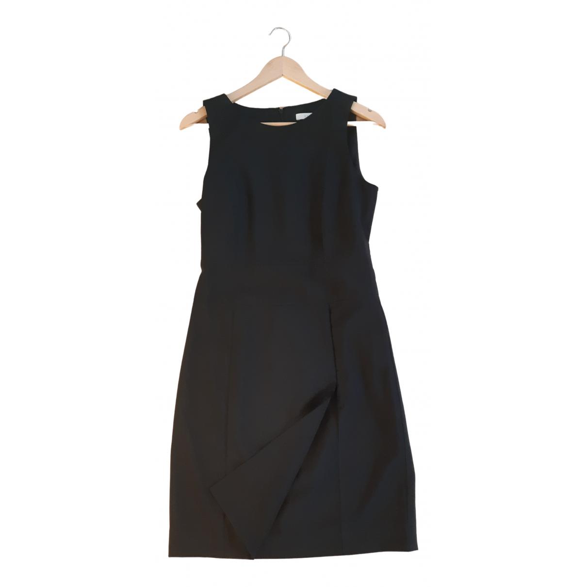 Zapa \N Kleid in  Schwarz Synthetik