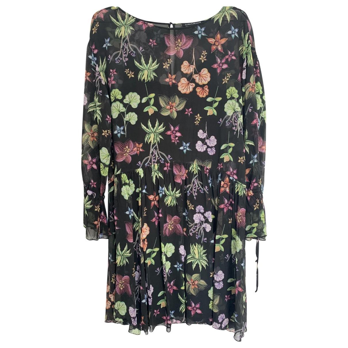 Luisa Cerano \N Multicolour dress for Women 38 FR